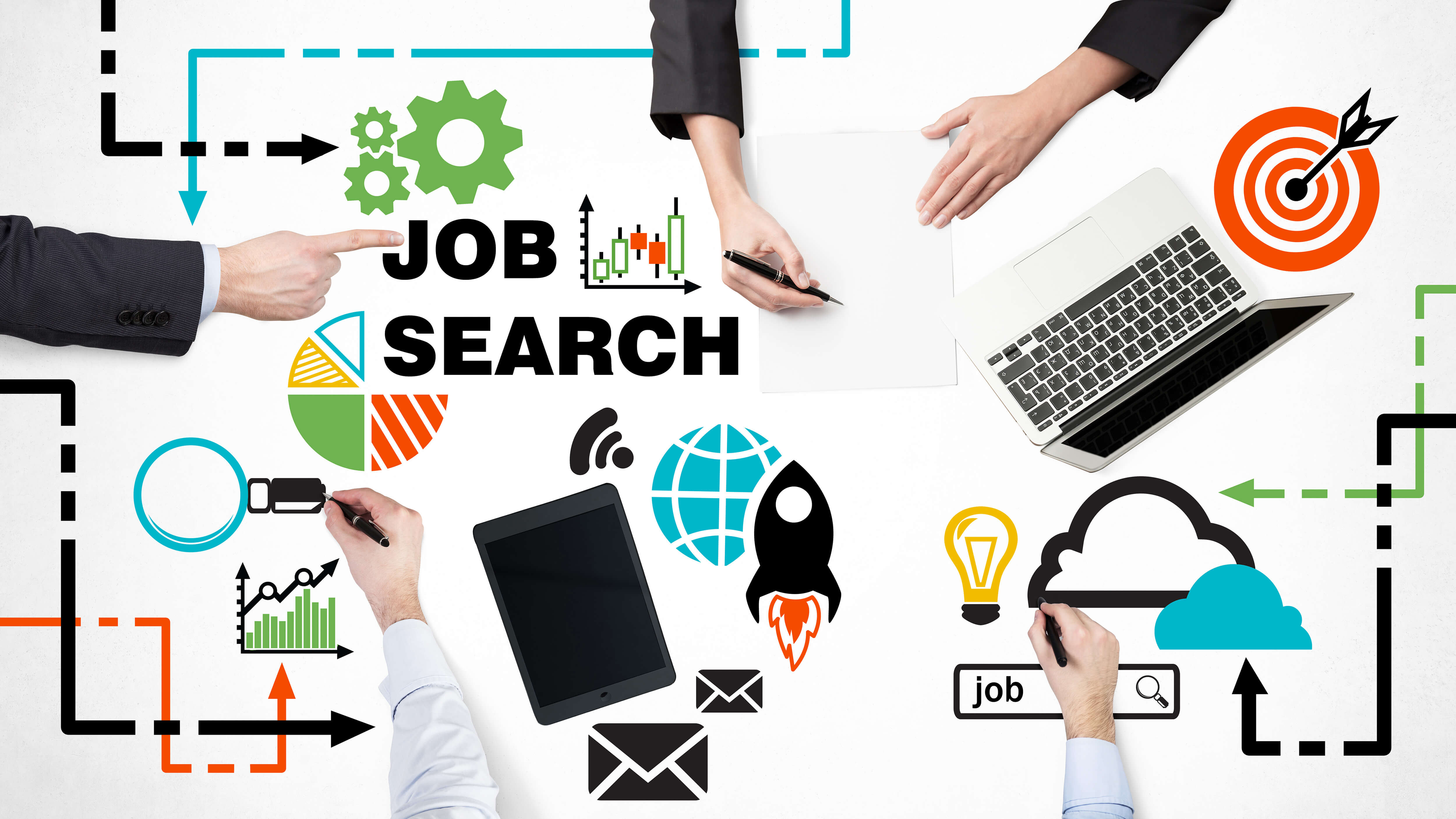 Popular Job Search Trends 2020